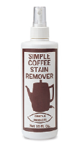 Simple Coffee Stain Remover